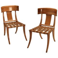 klismos chairs for sale at 1stdibs rh 1stdibs com klismos chairs for sale klismos chairs for sale