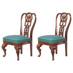 Pair of Chairs by Lajos Kozma