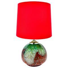 Colorful Murano Table Lamp