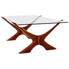 Wikkelsø Teak Coffee Table