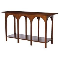 Rare Console Table #3360 by T.H. Robsjohn-Gibbings