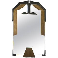 Art Moderne Wall Mirror
