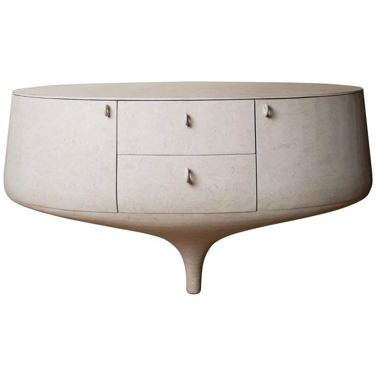 """Patrick Schols """"Mirage"""" Dresser"""