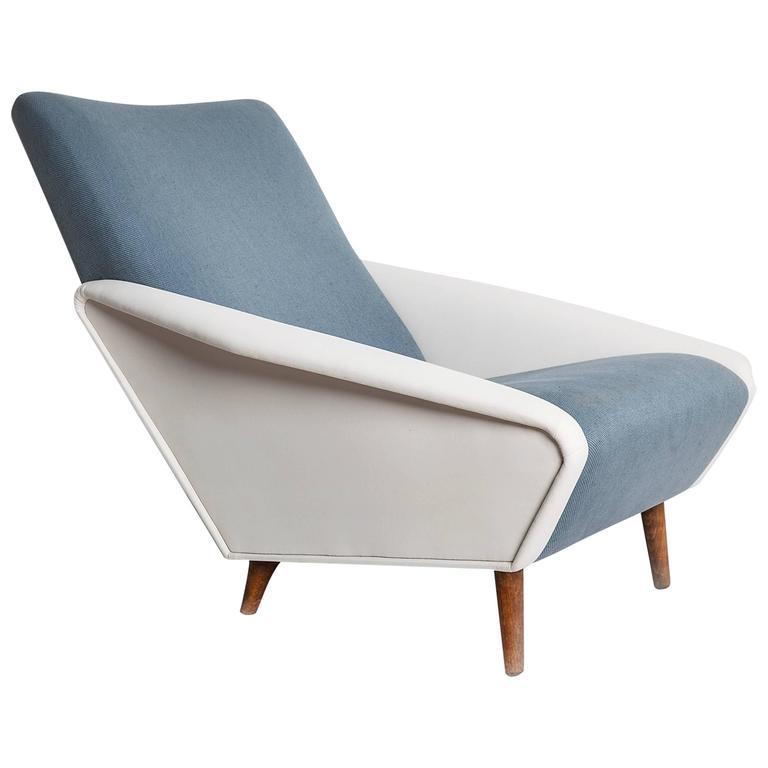 Model No. 807 Distex Lounge Chair by Gio Ponti