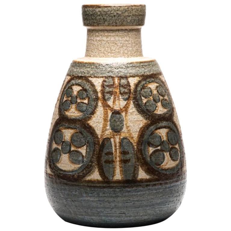Danish Modern Floor Vase At 1stdibs