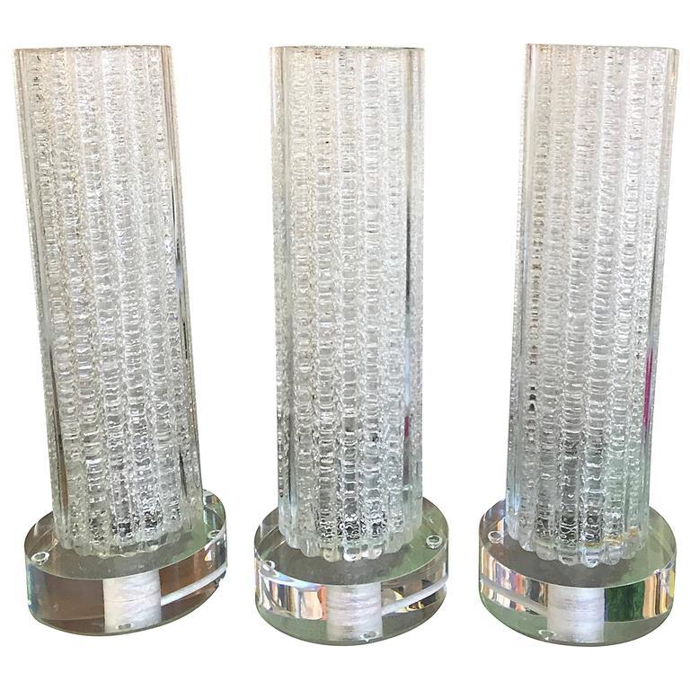 Mid-20th Century Italian Table Pendant Lights