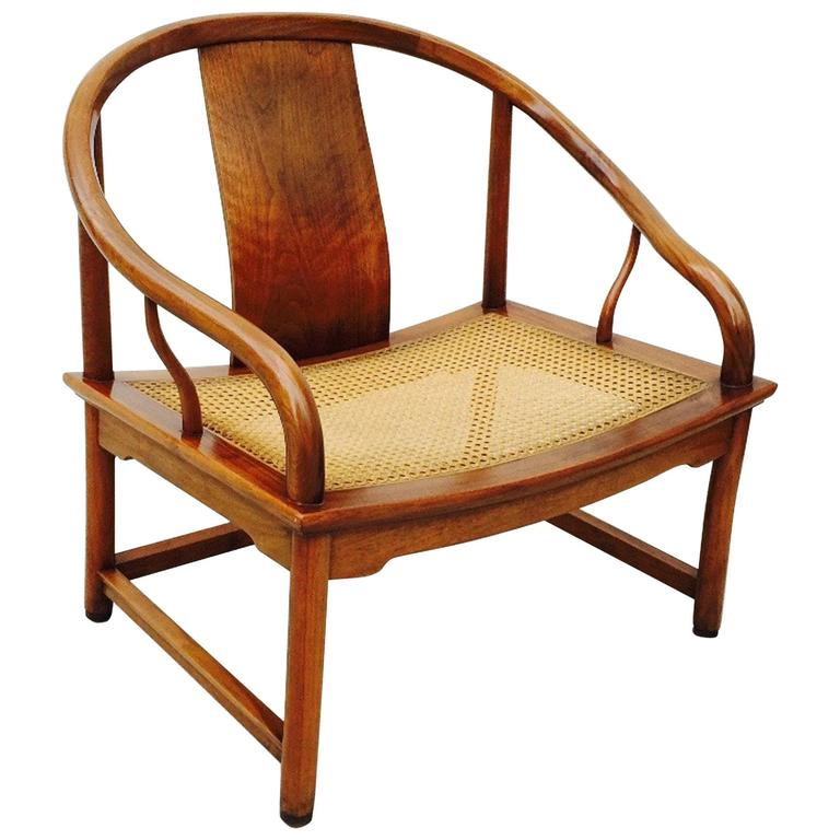 Michael Taylor For Baker Far East Chair 1950s At 1stdibs