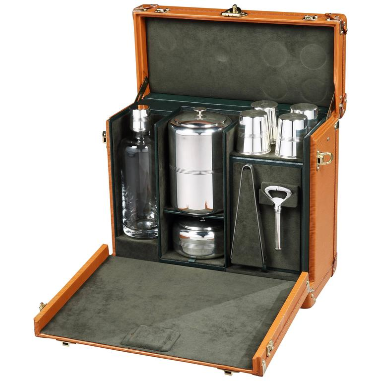 Louis Vuitton Portable Whisky Bar For Sale At 1stdibs