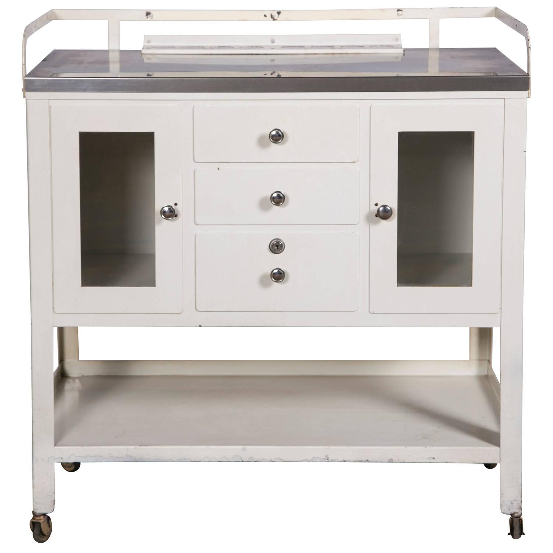 Cabinets Sale: Vintage Medical Cabinet For Sale At 1stdibs