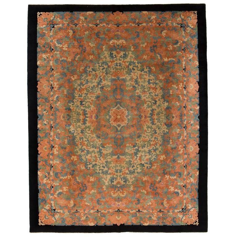 Art Deco Nichols Rug For Sale At 1stdibs