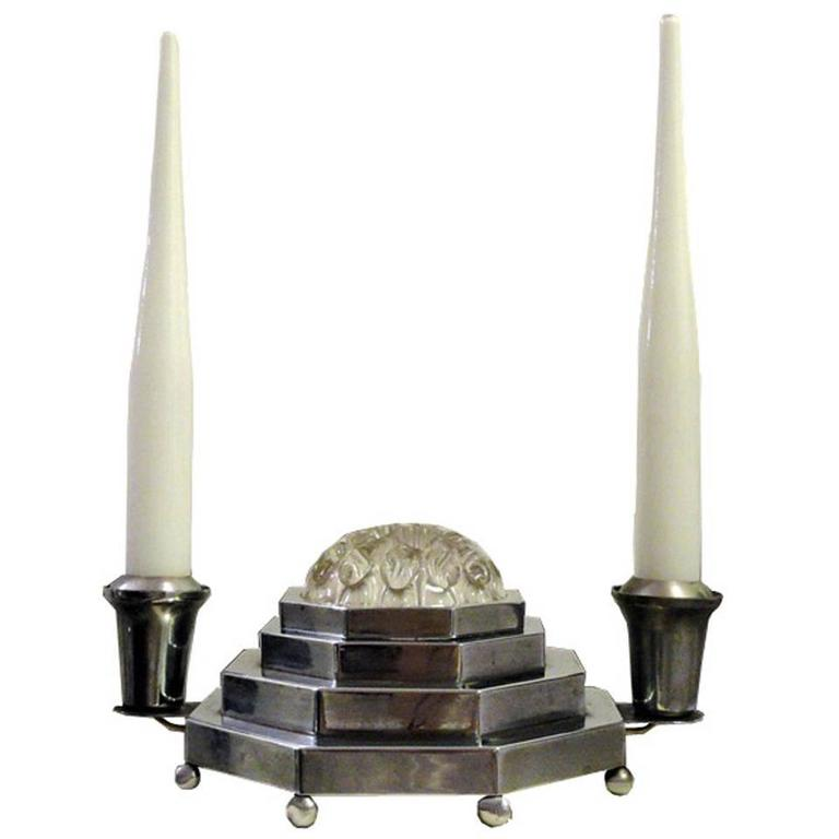 art deco table lamp england 1925 for sale at 1stdibs. Black Bedroom Furniture Sets. Home Design Ideas