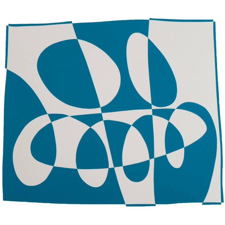 Josef Albers Silk Screen Print