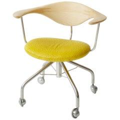 Hans Wegner Swivel Chair
