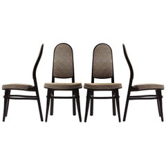 Rare Dining Chairs by Edward Wormley