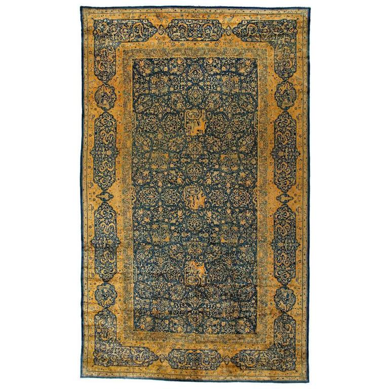 Antique Agra Rug For Sale At 1stdibs