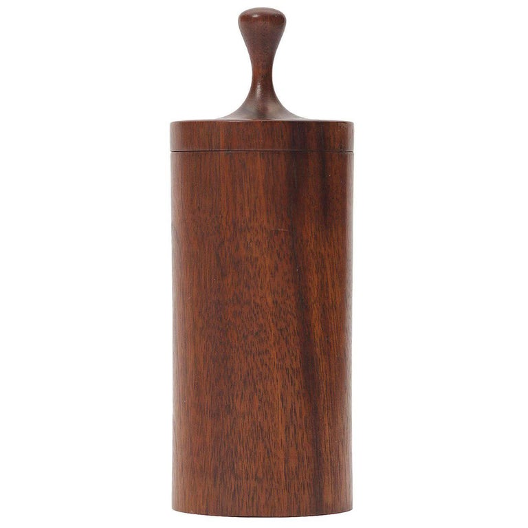 Turned Wood Vessel For Sale