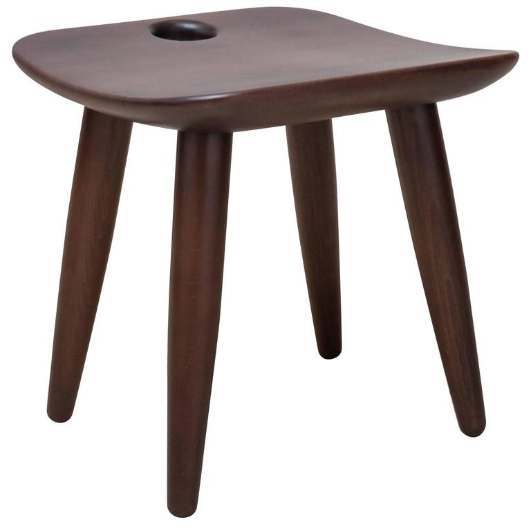 Sonia Stool By Sergio Rodrigues For Sale At 1stdibs