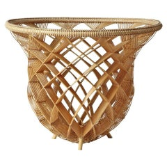 """""""Shimmering of Heated Air"""" Bamboo Sculpture"""