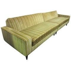 Mid-Century Modern Sectional Sofa