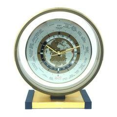 Original Citizen Table Clock in Metal, 1950s