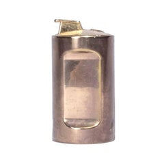 Table Lighter in Brass, Designed by Pierre Forsell for Skultuna, Sweden