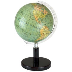 Orientation German Globe Columbus, circa 1950