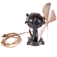 Archaic Desk Fan, circa 1910