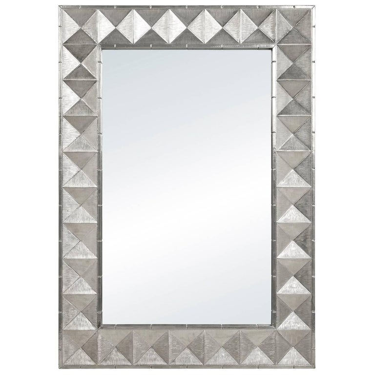 Talitha Nickel Wall Mirror