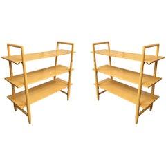 Swedish Mid-Century Bookshelf by Edmond Spence