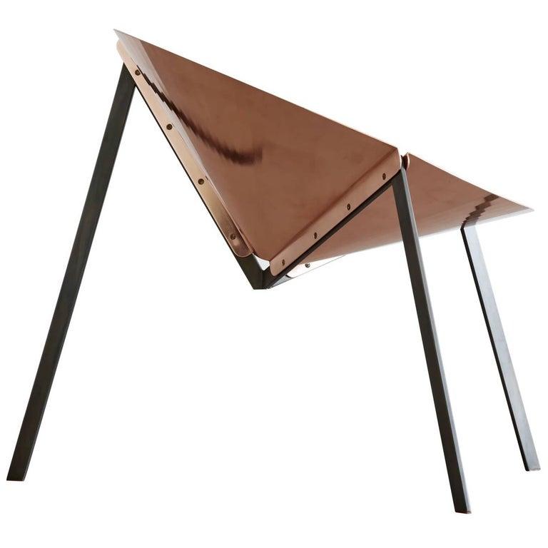 Pensando ad Acapulco Copper Chair