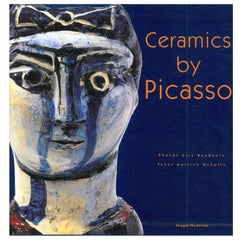 Ceramics by Picasso 'Books'