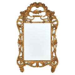 "Louis XIV Style French Antique ""Pareclose"" Mirror"