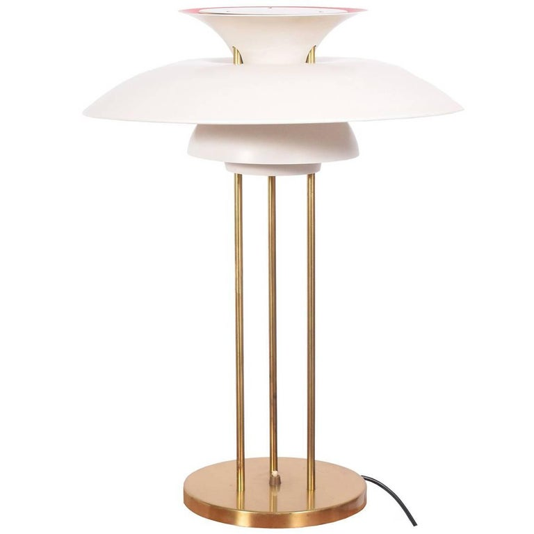 PH-5 Table Lamp by Poul Henningsen for Louis Poulsen For Sale
