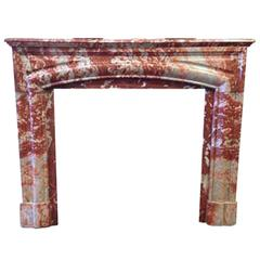 Conservative Antique Limestone Mantel For Sale At 1stdibs
