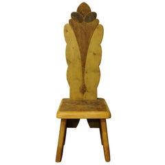 Flower Throne Chair II
