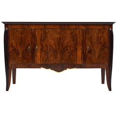 Art Deco Period French Buffet in the Manner of Emile Jacques Ruhlmann