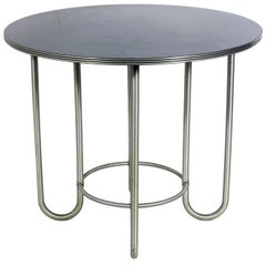 Warren McArthur Art Deco Dining Table
