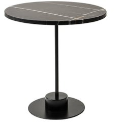 Charlie Sahara Noir Marble Coffee Table