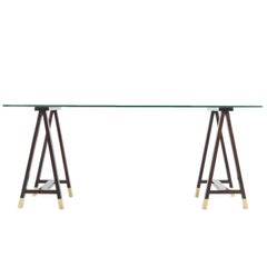 Trestle Table attributed to Arturo Pani