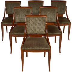 Art Deco Austrian Dining Chairs