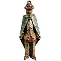 Italian Ceramic Statue