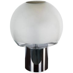 """""""Porcino"""" Table Lamp by Luigi Caccia Dominioni for Azucena, 1967"""