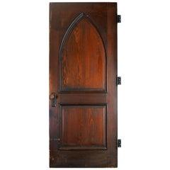 Gothic Arched Door