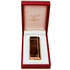 Les Must de Cartier Lighter, 1990s