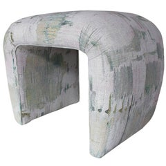 Eskayel, Cherifia, Duomo Small Jacquard Waterfall Bench