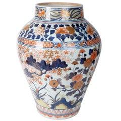 Large 18th Century Imari Vase