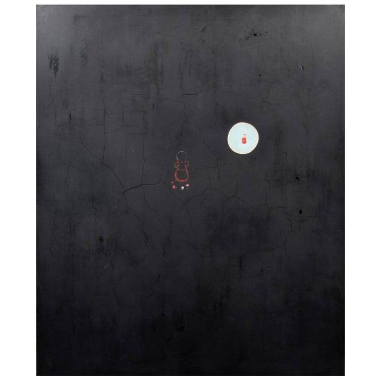 Large Enrique Martinez Celaya Painting