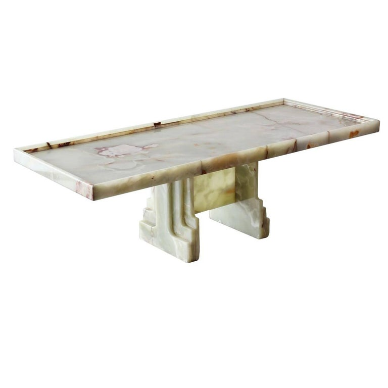 Italian Marble Table For Sale