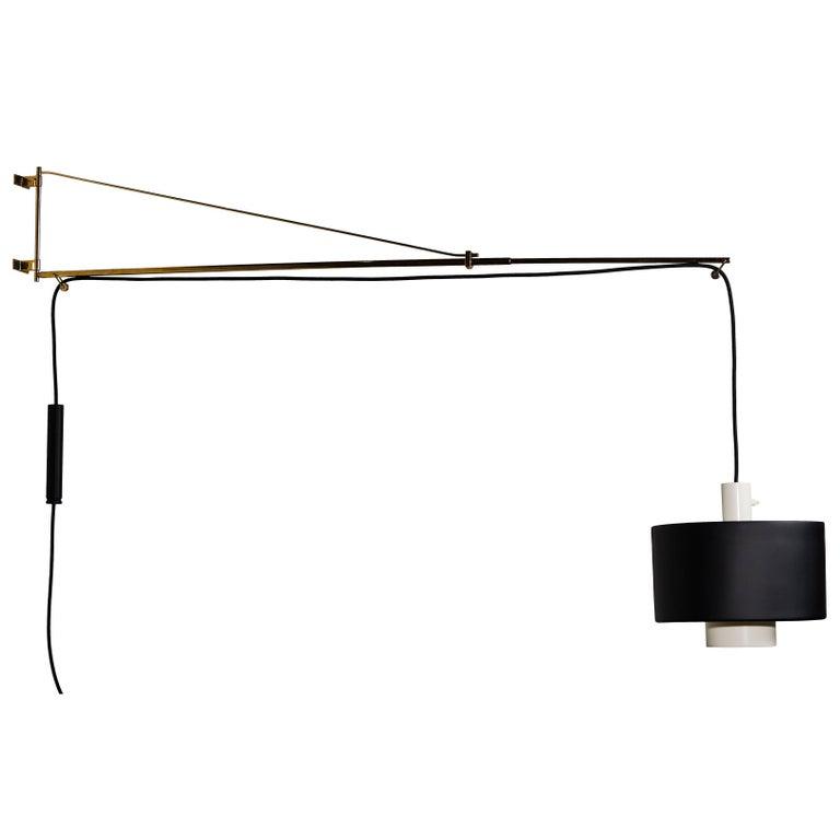 Model 2061 Wall Light by Gaetano Sciolari for Stilnovo