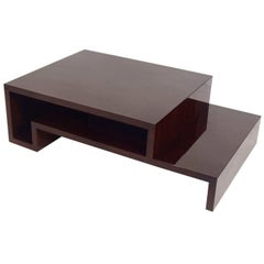 Large-Scale Modern Coffee Table by Lorin Marsh
